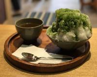 赤福氷 @名古屋駅 タカシマヤ地下 - よく飲むオバチャン☆本日のメニュー