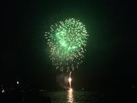 野尻湖の花火♪ - refalt   ...   kamp temps