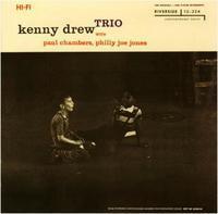 """♪575 ケニー・ドリュー・トリオ  """" Kenny Drew Trio With Paul Chambers (3), Philly Joe Jones """"  CD 2017年7月31日 - 侘び寂び"""