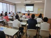 第3回体験入学 - 福島介護専門学校blog