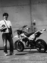 佐藤 幸彦 & kawasaki D-TRACKER(2017.0709) - 君はバイクに乗るだろう