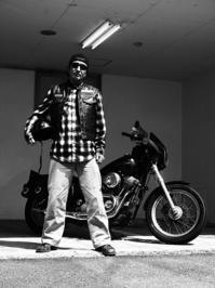 Takeshi & Harley-Davidson FXD(2017.07.19) - 君はバイクに乗るだろう
