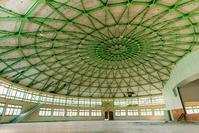 太陽小学校・円形体育館 - こんなものを見た2