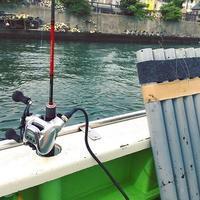 マルイカってどうやったら釣れるんですか…(´;ω;`)ウッ @ やまてん丸(久比里) - fait main de CHAR