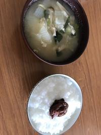 ダイエットのお昼ごはん断食回復食2日目 - あん子のスピリチャル日記