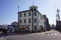長浜旧開知学校 - レトロな建物を訪ねて