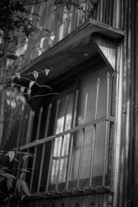 2017年8月2日 脱力系の鉄格子窓 - Silver Oblivion