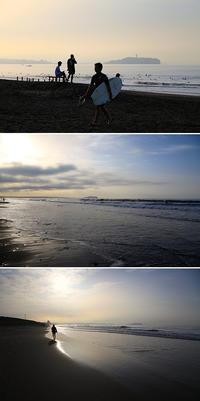 2017/07/31(MON) 今朝も波あります。 - SURF RESEARCH