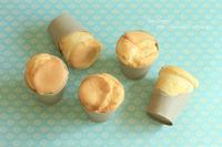 クリームチーズのカップシフォン - Bon appetit!