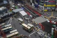 渋谷東口~ - tabatabata