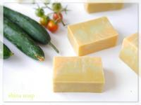 夏野菜の石けん - *Herbと手作り石けんが香る家*