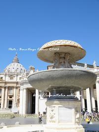 """""""イタリア!~45℃の超~酷暑予報・8月この先2週間のお天気♪"""" と、ヴァチカン♪から今日の気温は何度でしょ?! - ROMA  - PhotoBlog"""
