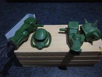 機動戦士Zガンダム 1/144 ハイザック 旧キット 製作中 (2) - DNF