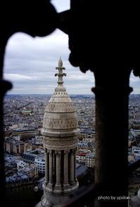 La Basilique du Sacre Coeur* - YPSILONの台所 Ⅱ