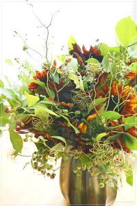 Bouquet champêtre de tournesols - * Spice of My Life *