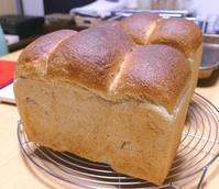 ~あこパンシリーズ~ライ麦粉入り山食 - ~あこパン日記~さあパンを焼きましょう