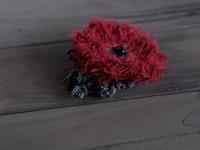 クロッシェと刺繍のブローチ4点出品しました☆ - 『 紙とえんぴつ。』 kamacosan. 糸とビーズのアクセサリー