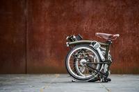 BROMPTON×Barbour限定モデル - 秀岳荘自転車売り場だより