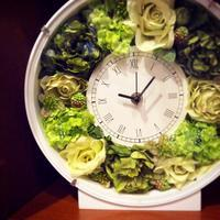 花時計 - 花だより 海浜幕張駅 花屋 テーブルコサージュ・ラボ~フラワーショップ~