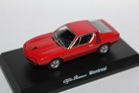 1/64 Kyosho Alfa Romeo 3 Montreal - 1/87 SCHUCO & 1/64 KYOSHO ミニカーコレクション byまさーる