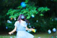 """""""マーメイドヴァケーション"""" 〜人魚の休日〜 その10 - めぐみ #019 - Mi-yan's PHOTO LIFE blog [PORTRAIT]"""