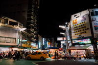 5度目の台湾。ホテルから数分の六合観光夜市へ! - 台湾に行かなければ。