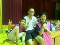 第661Q:17/08/01 - ABBANDONO2009(杉並区高円寺で平日夜活動中の男女混合エンジョイバスケットボールチーム)