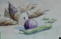 koujiさんの絵「筍」 - greensleeves.poplar