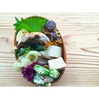 素麺vs.鰆塩焼きBENTO - Feeling Cuisine.com