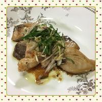 薬味とポン酢でサッパリいただくかつおのグリル - kajuの■今日のお料理・簡単レシピ■