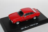 1/64 Kyosho Alfa Romeo 3 1750 GT Am - 1/87 SCHUCO & 1/64 KYOSHO ミニカーコレクション byまさーる