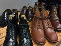 8月5日(土)大阪店ブーツ&スーペリア&雑貨入荷!#3 20's~ヴィンテージブーツ!NOS&Military&Kangaroo!! - magnets vintage clothing コダワリがある大人の為に。