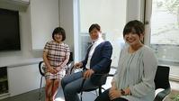 テレビ撮影♪ - アスター不動産建設ブログ