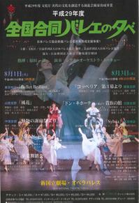 全国合同バレエの夕べ - サワロのつぶやき♪2 ~東京だらりん暮らし~