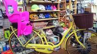 乗り降りしやすいオシャレな自転車 - 滝川自転車店
