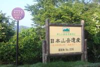 峰越から白鳥山・銚子笠へ - 休日の山登り