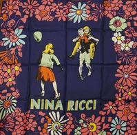 NinaRicci Scarf - carboots