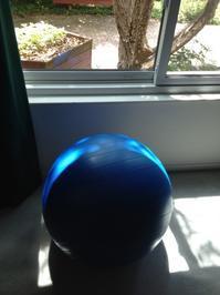 窓際のバランスボール - 幾星霜Ⅱ