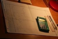 本日集計日! - これが、わが家の家計簿です