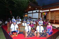 阿佐ヶ谷バリ舞踊祭見どころ…その3 - 戦場の旗手