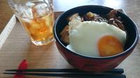 夏休みの昼ごはん - Tea's room  あっと Japan