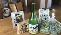鮎が美味しい日本酒を届けてくれたの巻き - 鮎毛鉤釣りの旅