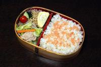 肉野菜炒め - 庶民のショボい弁当