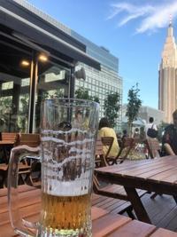 夏のビール - ちょんまげブログ