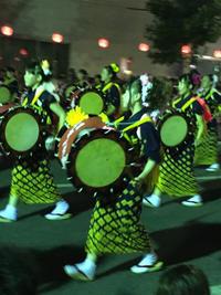 夜空に響く太鼓と笛と鉦の音〜盛岡さんさ踊り - 素敵なモノみつけた~☆