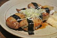 パリでフォアグラ寿司をいただきました。 - 寿司陽子
