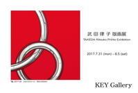 気になる気になる・・・武田律子 版画展 - カマクラ ときどき イタリア