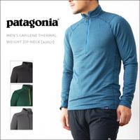 patagonia [パタゴニア正規代理店] MEN'S CAPILENE THERMAL WEIGHT ZIP-NECK [43657] メンズ・ジップネックMEN'S - refalt   ...   kamp temps