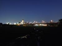 自転車で花火を見てきた。 - AL6061
