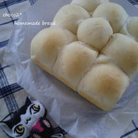 *りんご酵母 はちみつちぎりパン 全粒粉ちぎりパン* - ちょこちょこ*homemade Life